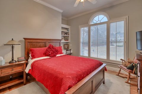 Main Front Left Bedroom
